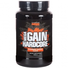 Гейнер Muscle World Nutrition Mega Gain Hardcore 1000 гр