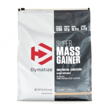 Гейнер Dymatize SUPER Mass Gainer 12 lb 5,433гр