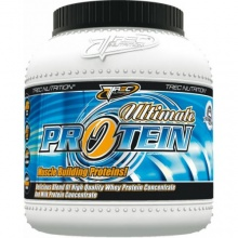 Протеин Trec nutrition protein ultimate 1500гр