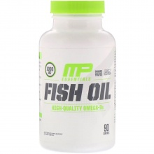 Антиоксидант MusclePharm Essentials Fish Oil 90 капсул