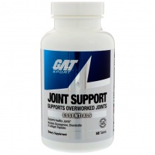 Хондропротектор GAT Essentials Joint Support  60 капсул