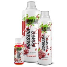 Энергетик NanoBar Guarana power concentrate  1000 мл