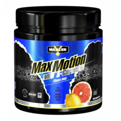 Maxler Max Motion With l-carnitine 1000gr